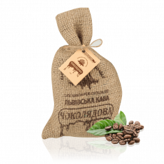 "Lviv coffee ""Chocolate"", 150 g"