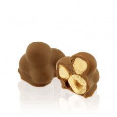 Nut Kleynods, milk chocolate
