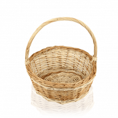 Wicker basket, big
