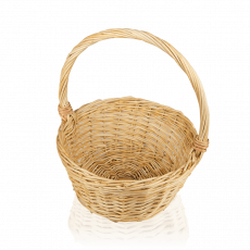 Wicker basket, small
