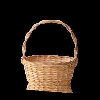 Wicker basket, small