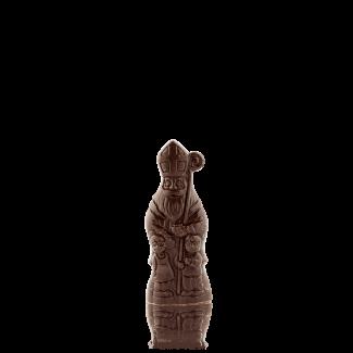 Миколайчик з чорного шоколаду