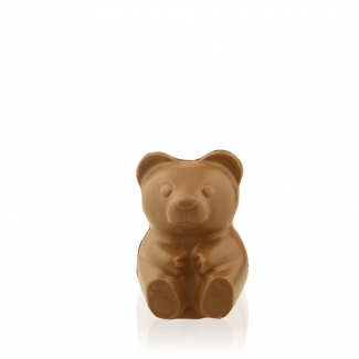 Bear, milk chocolate