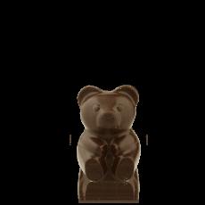 Ведмедик з чорного шоколаду