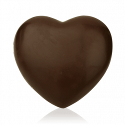 Big Heart, dark chocolate