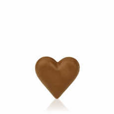 Small Heart, milk chocolate