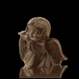 Angel, dark chocolate
