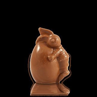 Шоколадне яєчко з молочного шоколаду