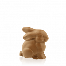 Sitting rabbit, milk chocolate