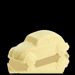 Автівка з білого шоколаду