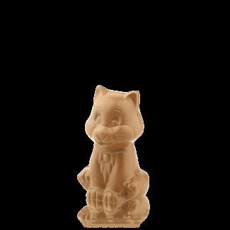 Котик з молочного шоколаду