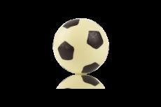 М'яч великий з білого шоколаду