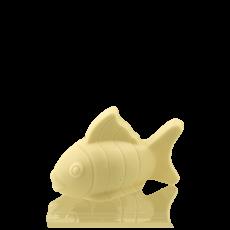 Рибка з білого шоколаду