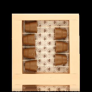 Набір гарячий шоколад на паличці, молочний