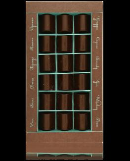 "Set of sweets ""Spirited chocolates"""