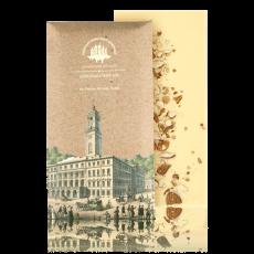 Білий шоколад з мигдалем, 80г