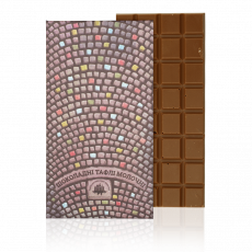 Milk chocolate, 80 g